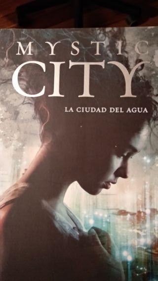 Libro 'Mystic city. La ciudad del agua'