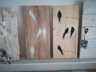cuadro madera