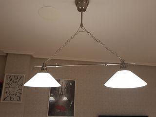 2 lamparas dobles