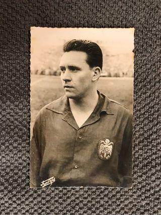 MOLOWNY. Real Madrid. Postal No.34 (h.1940/50?)