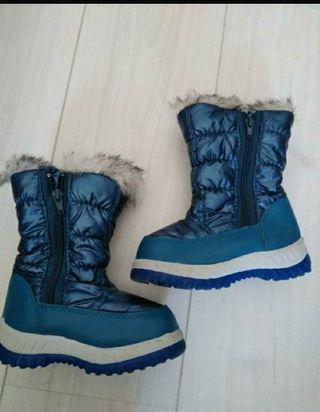 Botas de andar por nieve