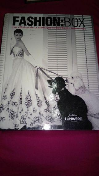 Libro Fashion Box Clásicos de moda