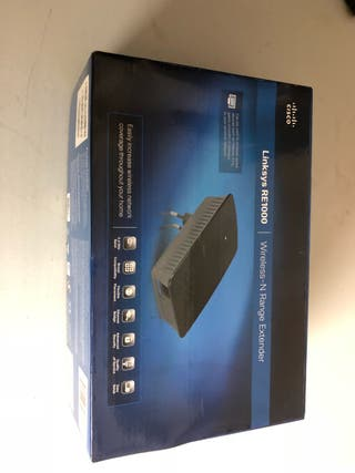 Extensor wifi Linksys RE1000