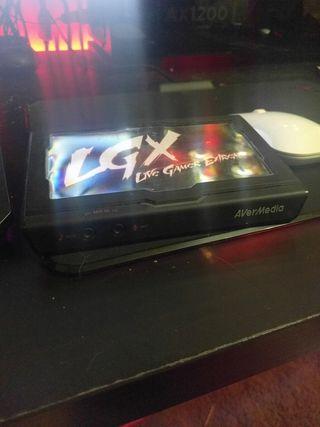 Capturadora de video AVER MEDIA LIVE GAMER EXTREME