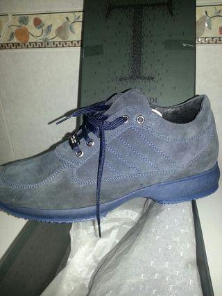 Zapatos nuevos trussardi