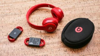 Cascos Beats Solo 2 Red (Rojos)