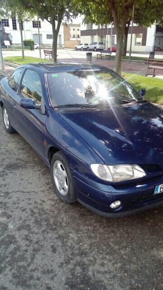 Renault Megane Coupe 1.6