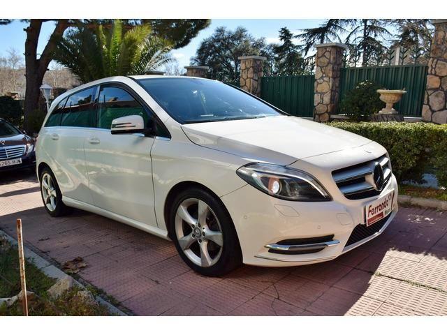 Mercedes-Benz Clase B B 180 CDI Sport 7G-DCT 80kW (109CV)