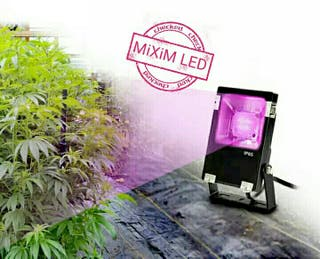 Lampara led cultivo interior 30w