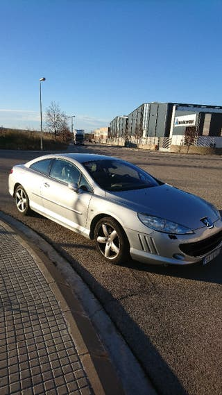 Peugeot 407 coupe 2007