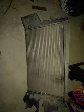 radiador golf mk2 gti 8v