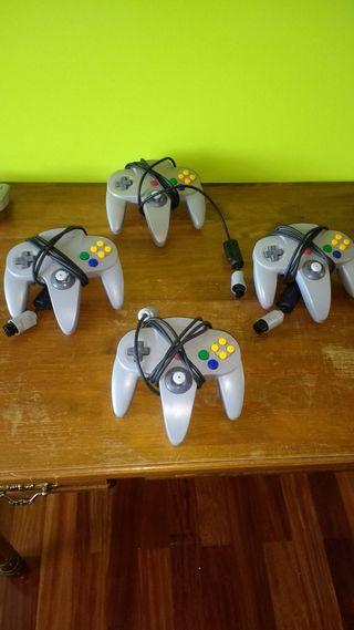 Mandos Nintendo 64