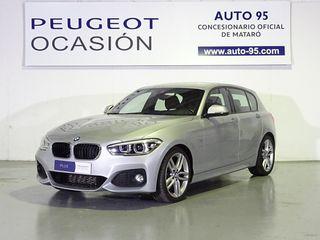 BMW SERIE 1 118D, PAQUETE M EXTERIO INTERIOR GPS