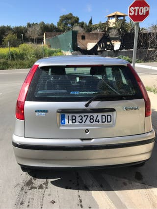 Fiat Punto 1999 gasolina 60CV 72.000 km