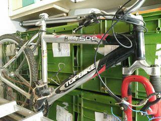 Cuadro bicicleta.