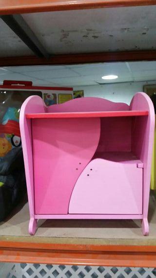 mueble armario juguete