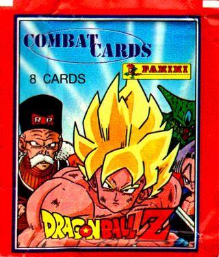 Cards Dragon Ball Panini