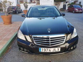 Mercedes-Benz Clase E 200 diesel