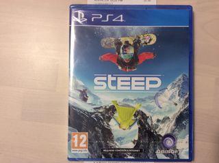 Juego Steep PS4
