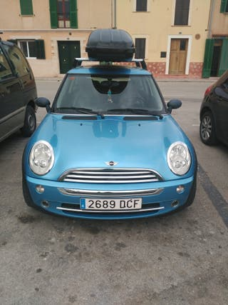 Mini Coupé 2004