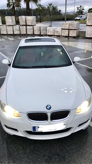 Bmw 320 coupe diesel IMPECABLE.