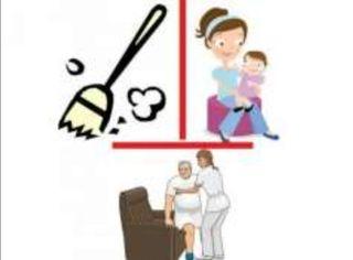Cuidado niños y personas Mayores.