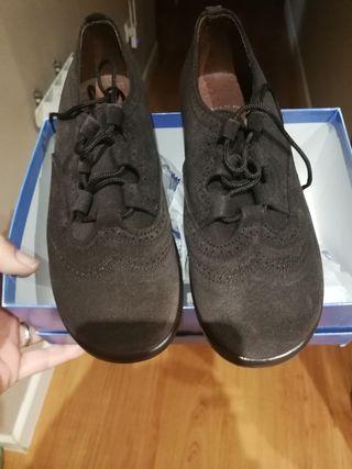 Zapatos bloucher