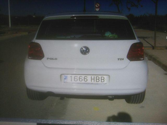 Volkswagen Polo 2011 1.6tdi 90cv sport