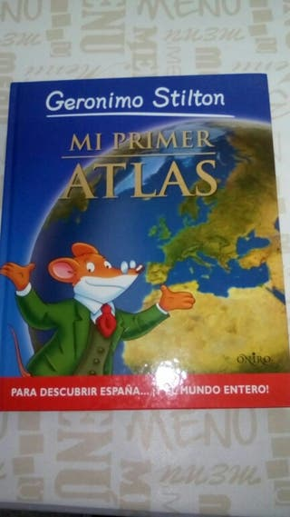 ATLAS GERONIMO STILTON