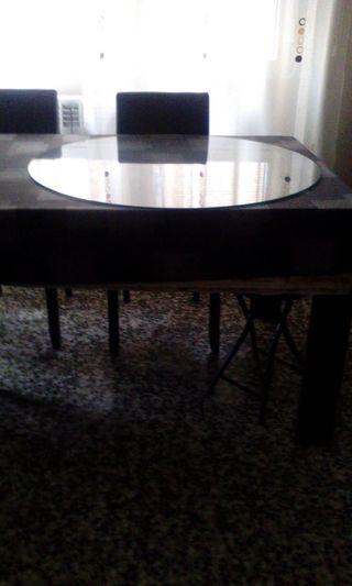 Cristal mesa