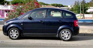 Audi A2 tdi 1.4 75cv-con Itv -diésel - poco consumo