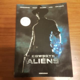 Cowboys & Aliens Tomo