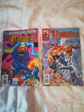 LOS 4 FANTASTICOS VOL.3 FORUM