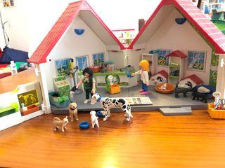 Tienda mascotas playmobil