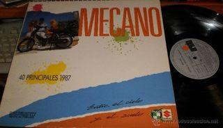 Disco música Mecano