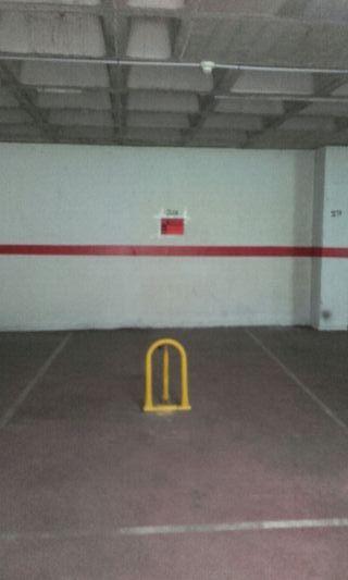 Se vende o se Alquila Plaza de Garaje
