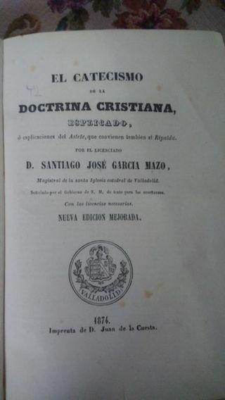 Catecismo, Doctrina cristiana.