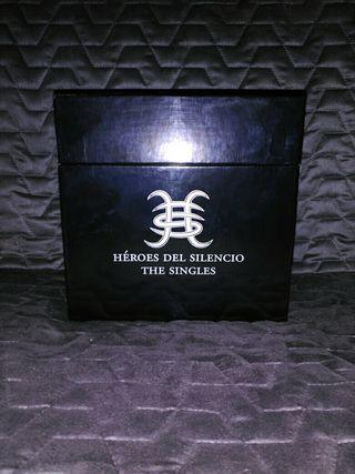 HEROES DEL SILENCIO - THE SINGLES BOXSET