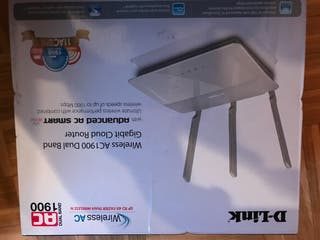 Router wifi d-link ac1900