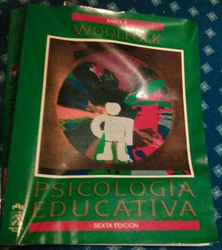 Libro Psicología educativa