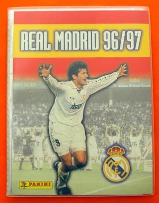 Cards Real Madrid