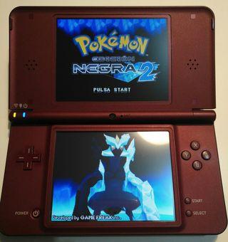 Nintendo DSi XL - Borgoña