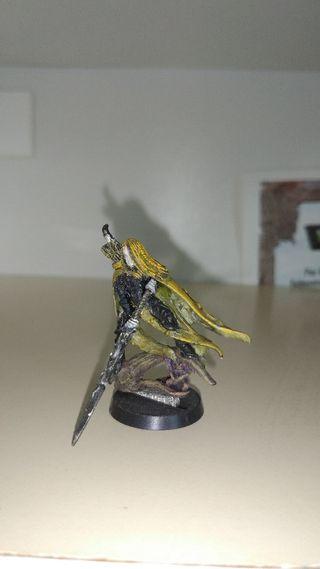 noble elfo silvano