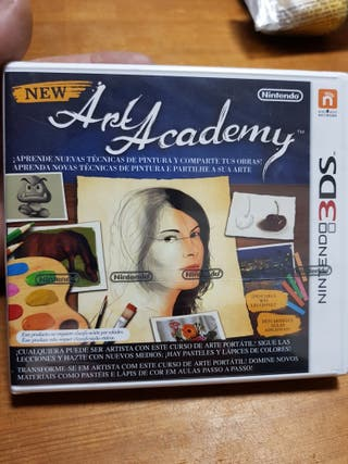 Juego New Art Academy