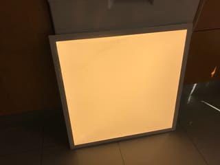 Luz panel led Philips