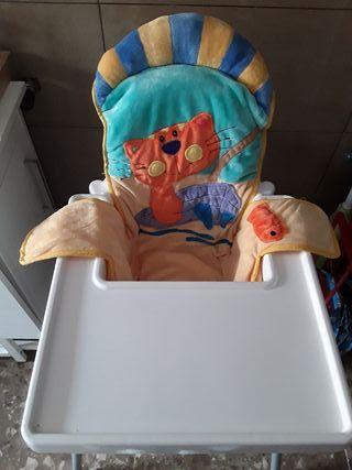 Protector trona bebe
