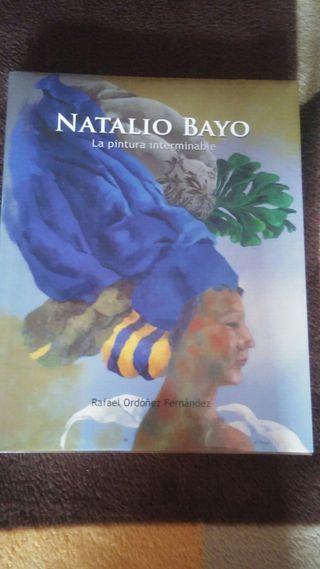 Libro sobre el pintor Natalio Bayo