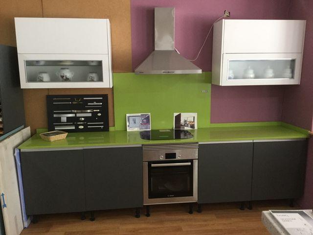 Muebles de cocina Liquidación de exposicion de segunda mano por 550 ...