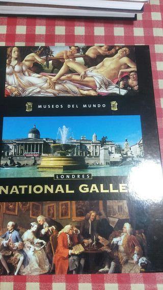 Libro sobre la National Gallery