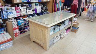 mesa mostrador tienda
